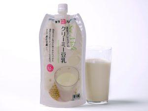 濃厚プレミアムクリーミー豆乳
